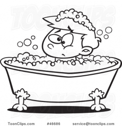 Bubble Bath Drawing at GetDrawings.com | Free for personal use ...