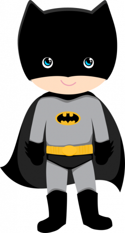 Super Heróis cutes - jl4aDuckrYwAi.png - Minus | clipart | Pinterest ...