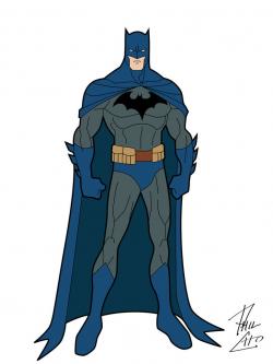 Hush Batman by phil-cho on DeviantArt