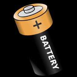 Aa Battery Clipart