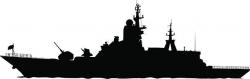 Battleship Clipart (62+)