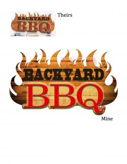 Backyard BBQ logo Designed For: Cory Thomas | BBQ | Pinterest ...