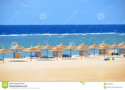 Sandy Beach clipart resort - Pencil and in color sandy beach clipart ...