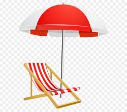 Umbrella Beach Clip art - Beach Umbrella and Chair Transparent PNG ...
