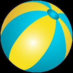 Beach Ball PNG Clip Art Image | Transparentes Sommer | Pinterest ...