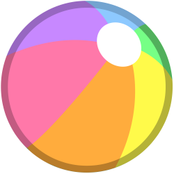 Beach Ball PNG Transparent Images | PNG All