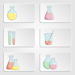 School Clipart – Beaker Name Tags | Student learning, Chemistry and ...