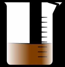 Beaker Clip Art at Clker.com - vector clip art online, royalty free ...