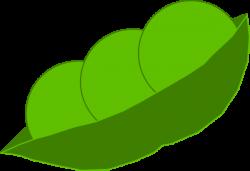 Peas In A Pod Clip Art at Clker.com - vector clip art online ...