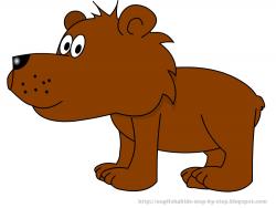 Cartoon bear clip art | Clipart Panda - Free Clipart Images