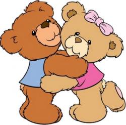 Bear clip art cartoon free clipart images - Clipartix