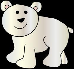 Polar bear clip art polar bears and clipartix 2 - Cliparting.com