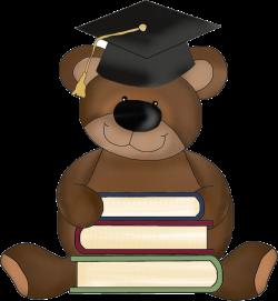 GRADUATE TEDDY BEAR * | CLIP ART - T. BEARS #2 - CLIPART | Pinterest ...