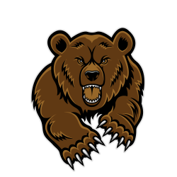 Image - Grizzly-bear-clipart-roaring-bear-clipart-bears v5 besl ...