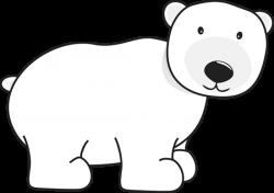 Polar Bear Clip Art - Polar Bear Image
