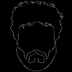 Beard clipart free download clip art on - Clipartix