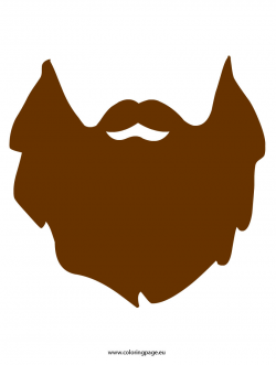 Free beard clip art clipartfest - Clipartix