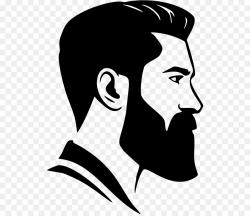 Man Cartoon clipart - Beard, Man, Nose, transparent clip art