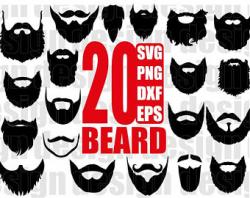 Hipster beard | Etsy