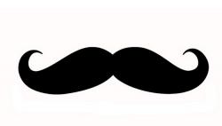 Beard and mustache clipart clip art library - Clipartix