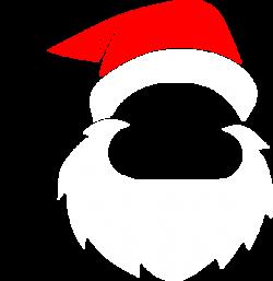 Santa hat clip art free vector download - Clip Art Library