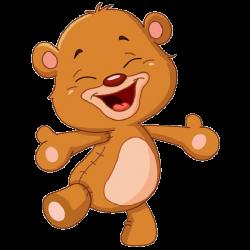 Cute Cartoon Bear Clipart