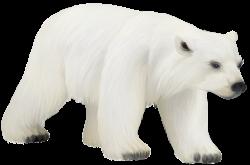 Large Painted PNG Polar Bear Clipart | Bears | Pinterest | Polar ...