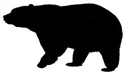 Standing bear clipart free clipart images - Clipartix | Scrapbook ...