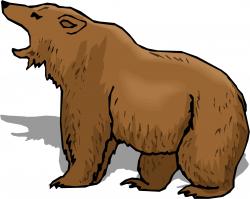 Free Cartoon Brown Bear, Download Free Clip Art, Free Clip ...