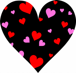 Clipart Love Heart | Clipart Panda - Free Clipart Images | ♥ Hearts ...