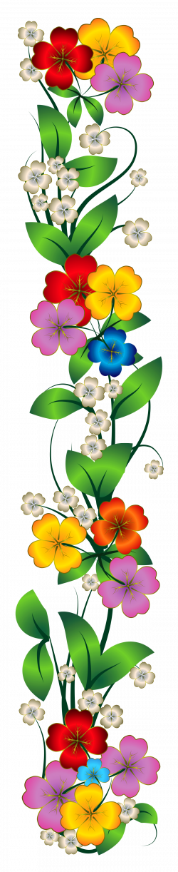 Pin by I T on Illustrations - Flowers | Pinterest | Flowers, Clip ...