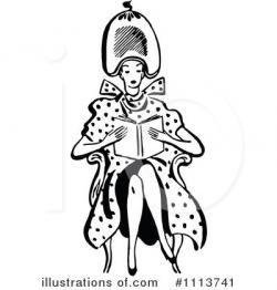 Beauty Clipart #1113741 - Illustration by Prawny Vintage