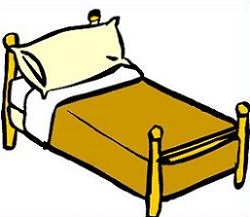 Bed Clip Art Free | Clipart Panda - Free Clipart Images