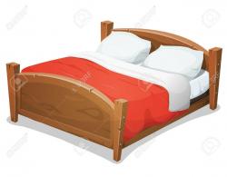 Blanket Design : Furniture Clipart Big Bed 10 Big Bed Blanket ...