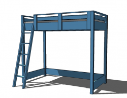$200 full sized bunk bed | Clipart Panda - Free Clipart Images