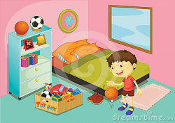 Room clipart neat room - Pencil and in color room clipart neat room