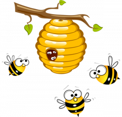 Beehive Honey bee Clip art - hive clipart 600*577 transprent Png ...