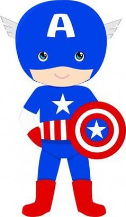Imagenes para niños |Capitan America | Super Hero | Pinterest ...