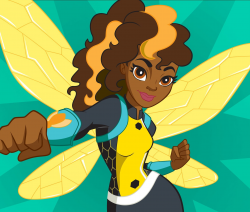 Get to Know the DC Super Hero Girls: Bumblebee and Katana | DC