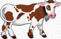 Hereford Cattle Angus Cattle Beef Cattle Clip Art, PNG ...