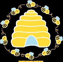 cute-bee-beehive-circle.png 600×595 pixels | classroom ideas ...