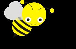 Clip Art Pictures Bees | Bee clip art - vector clip art online ...