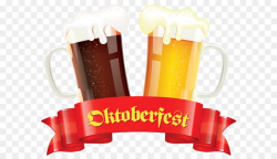 Oktoberfest Beer Stock illustration Clip art - Oktoberfest Banner ...