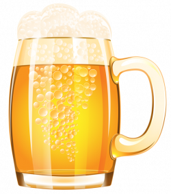 Mug of Beer PNG Vector Clipart Image | Graphics | Pinterest ...
