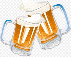Beer glassware Drink Clip art - Cheers celebration toast png ...