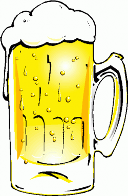 Beer Drinks Free Clipart