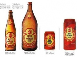Red horse beer clipart - Clip Art Library