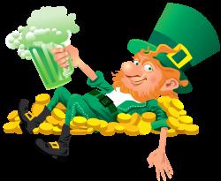 Leprechaun Beer Clip Art Images Free | irish pub ideas | Pinterest ...