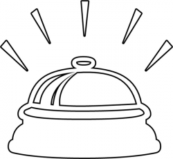 Bell Ringing Free vector in Open office drawing svg ( .svg ) vector ...