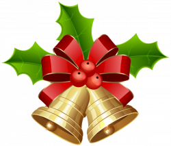 Christmas Bells Transparent PNG Clip Art Image | Christmas PNG ...
